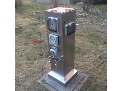 指印智能水电桩 岸电箱  ZDW-05 码头服务区