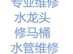南京奧體專業水電維修,各種水龍頭、暗管、馬桶維修下水管改道