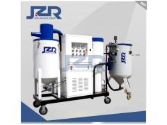 深圳分体循环回收式喷砂机JZF-600型