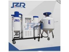 江苏分体循环回收式喷砂机JZF-800型