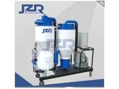 運城環保自動循環回收式噴砂機JZR-1DT型