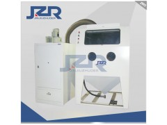 鄭州箱式環保噴砂機JZB-1000