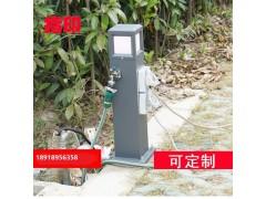 指印智能水电桩ZDW-01 岸电箱 码头服务区