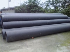 供應青島HDPE埋地雙平壁鋼塑復合排水污水管
