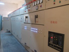 PLC自動控制系統成套系統控制柜配電柜系統
