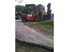 奉賢西渡肖塘合力3噸6噸10噸叉車出租13601656322