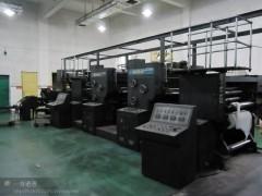 北人2787-02輪轉印刷機
