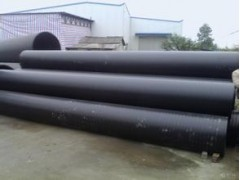 双平壁钢塑复合缠绕管排水管厂家直销