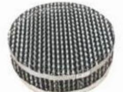 衡水高品质网孔波纹填料批售,SW型网孔波纹填料厂家