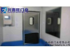 興而旺門業現貨低價促銷北京不銹鋼自由門  防撞門