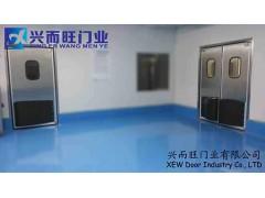 定制天津不銹鋼自由門  防撞門  低價促銷