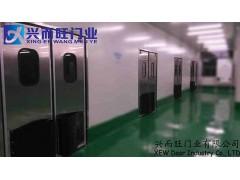 厂家低价促销天津不锈钢自由门  防撞门