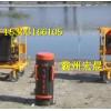 防汛植桩机防汛打桩机使用方法