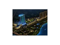 提供一流的城市亮化工程_景觀亮化