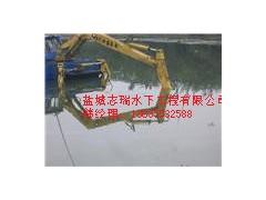 延边市水下清淤公司