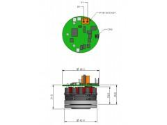 CITY板载电流输出氢气传感器T3HYT