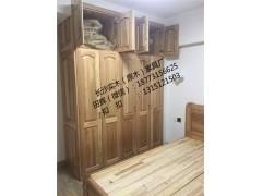 長沙實木家具廠性價比高、別墅高端實木書架、書柜定制網站