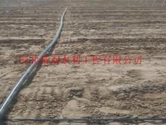 河南农田专用单翼迷宫式滴灌带||滴水带厂家价
