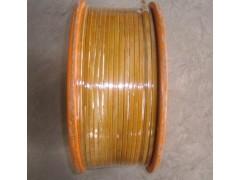 玻璃丝包线电磁线-江苏1.2*7mm双玻璃丝包扁铜线