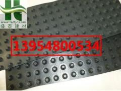 寶雞1.2cm排水板咸陽車庫塑料排水板規格