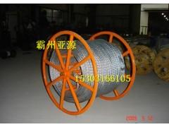 電力專用防扭鋼絲繩多層股防扭鋼絲繩