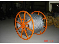 6方12股編制防扭鋼絲繩價格及生產廠家