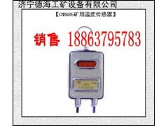 現貨銷售濟寧德海GWB85礦用溫度傳感器