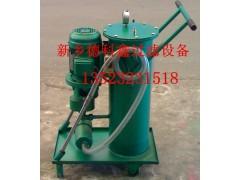 高效滤油机