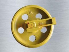 武汉闽达机械挖掘机配件引导轮SK200各种型号