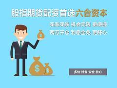 市辖区期货配资:武汉六合资本提供放心的股指期货六合资本