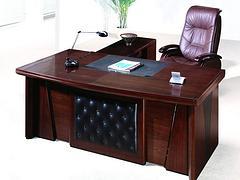 实木班台办公桌椅图片——供应福州好用的邵安办公家具