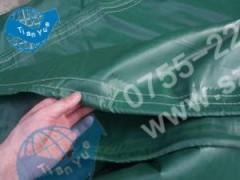 铁路篷布厂家供应货场防雨篷布\涂层夹网布