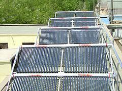 兰州高品质的太阳能热水器推荐——张掖太阳能热水器厂家