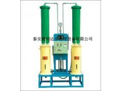上海全自動軟化水設備的工藝流程