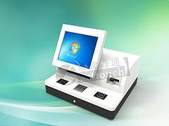 新款预填单机——哪里买桌面式自助终端实惠