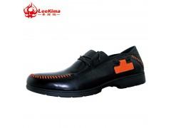 高品质的LeeKima休闲皮鞋出售|软牛皮皮鞋品牌