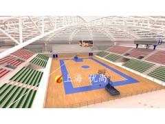 室內體育館 籃球館