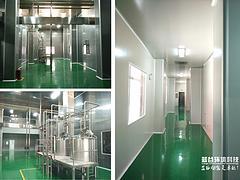 有品質的王老吉潔凈工程廣東提供    |無塵室標準