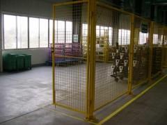 厂家供应仓库隔离网,车间护栏网,厂区围墙网