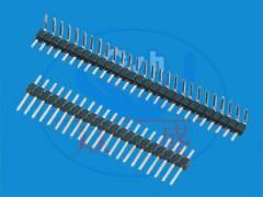 从盛电子供应全省销量的2.0直角双排针|2.0直角双排针供应