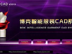 江蘇超值的博克智能服裝CAD供應|CAD價格實惠