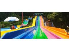 水上滑梯彩虹滑梯競賽滑梯鄭州浪鯨