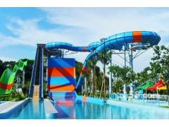 水上滑梯沖天滑梯大型兒童樂園沖關項目
