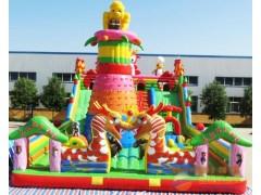 充氣滑梯龍寶寶滑梯兒童樂園淘氣堡