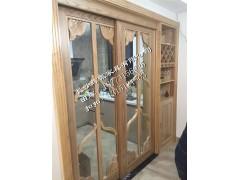 長沙實木家具廠家具拼接組裝、實木衣帽間、間廳柜定制哪家專業