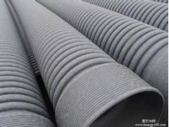 山東HDPE雙壁波紋管污水排水管廠家柯瑞達新型材料最專業