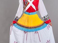在杭州怎么买优质的纳西族服饰 ——澳门少数民族服饰