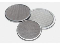 厂家直销滤片 不锈钢包边滤片