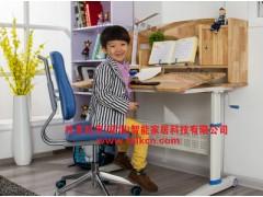 托克拉克廠家直銷 兒童實木升降學習桌 小學生寫字臺