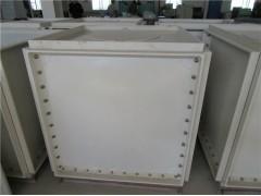 廠家銷售玻璃鋼模壓水箱  SMC組合式水箱的價格